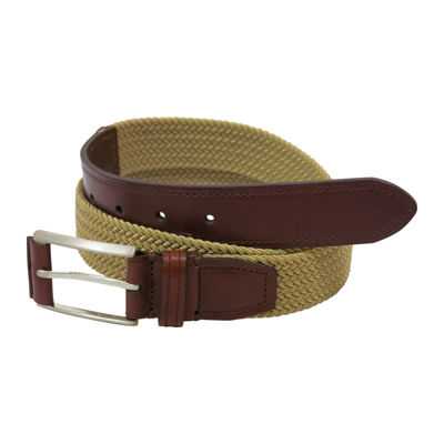 Van Heusen® Stretch Braided Casual Traveler Belt