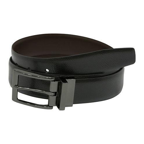 Van Heusen® Reversible Leather Dress Traveler Belt