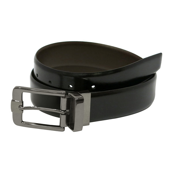 Van Heusen® Reversible Leather Dress Traveler Belt