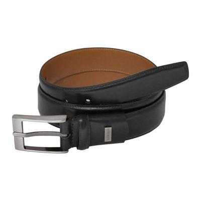 Van Heusen® Single-Stitch Stretch Leather Dress Traveler Belt