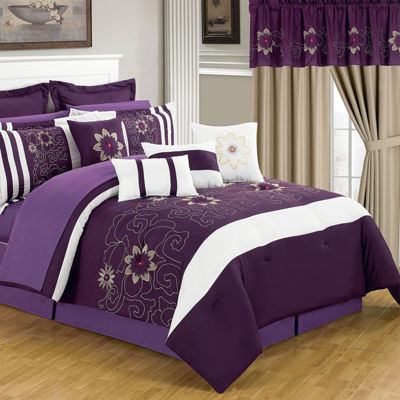 Cambridge Home Amanda Complete Bedding Set with Sheets