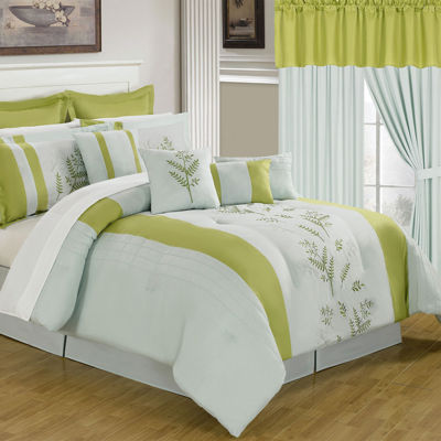 Cambridge Home Maria Complete Bedding Set with Sheets