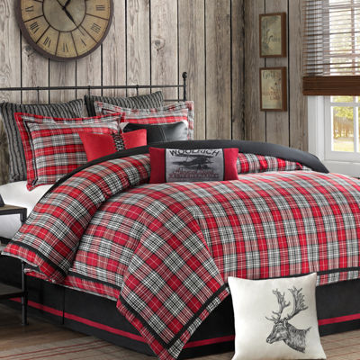 Woolrich Williamsport Jacquard Comforter Set & Accessories