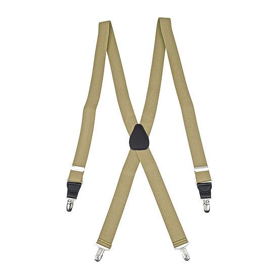 Big & Tall Drop Clip Suspenders
