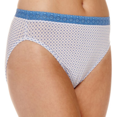 Jockey High French Cut Lace Panty