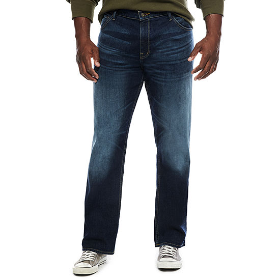 The Foundry Big & Tall Supply Co.™ Athletic-Fit Flex Jeans