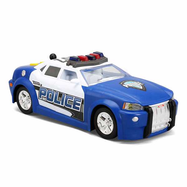 Tonka Mighty Motorized Police Cruiser