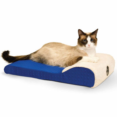 K & H Manufacturing Ultra Memory Chaise Lounger Pet Bed