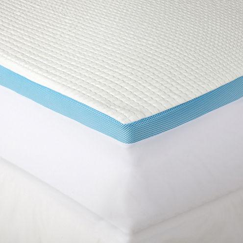 """Isotonic® Serene™ Foam 2"""" Mattress Topper"""