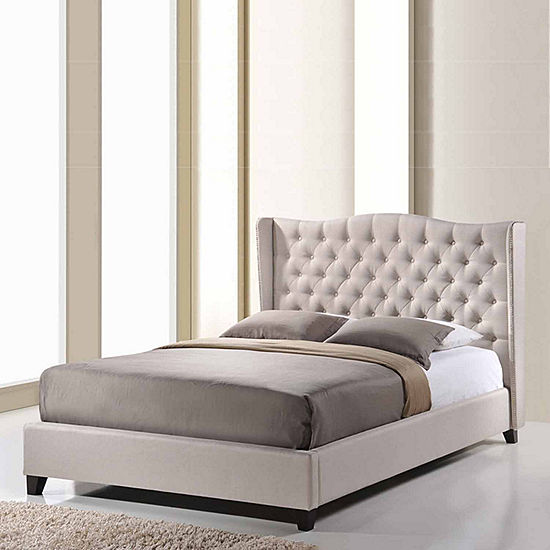 in htm white platform beds modern bed toronto and mississauga black furniture bedroom