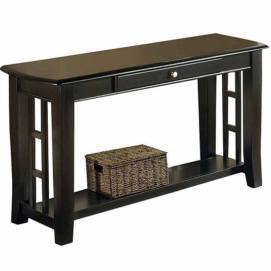 Metropolitan Sofa Table