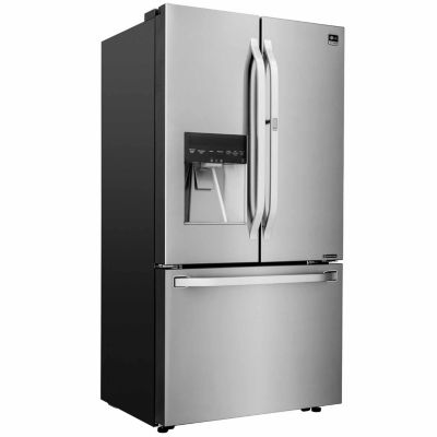 LG ENERGY STAR® 23.5 cu. ft. Counter-Depth French Door Refrigerator with Door-in-Door®