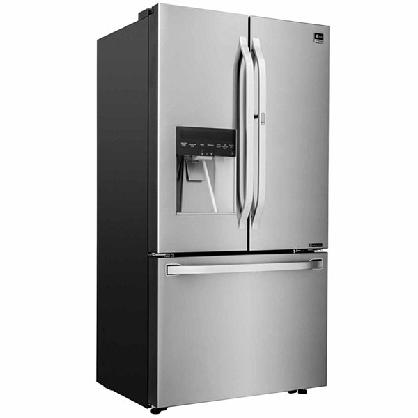LG 23.5 cu. ft. Wi-Fi Enabled Counter-Depth French-Door Refrigerator