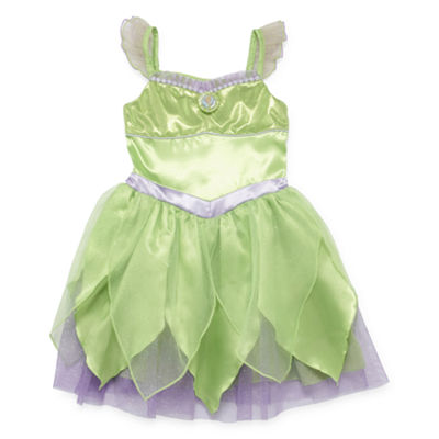 Disney Tinker Bell Dress Up Costume Girls