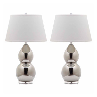 Safavieh Jillian Lamp- Set of 2