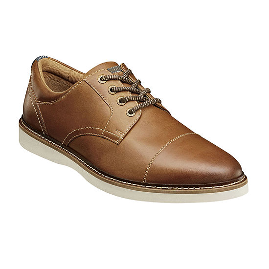 Nunn Bush Mens Ridgetop Lace-up Oxford Shoes