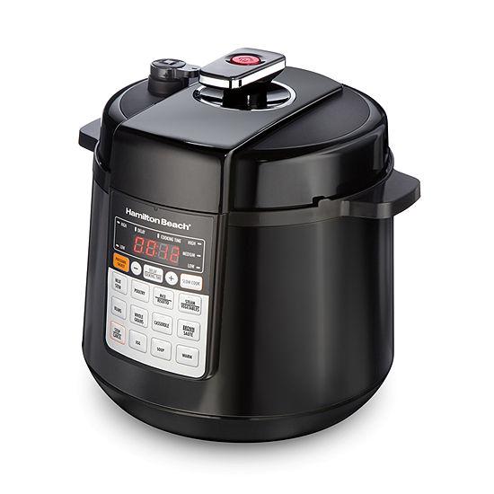 Hamilton Beach® 6 Quart Multi-Function Pressure Cooker