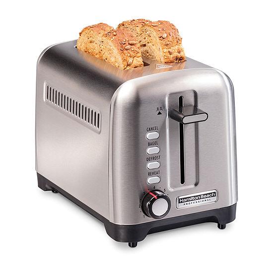 Hamilton Beach® Professional 2 Slice Toaster