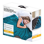 Sharper Image Calming Comfort Weighted Blanket for Kids - 6 LBS