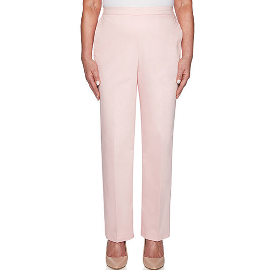 Society Page Alfred Dunner Proportioned Short Pant - Plus