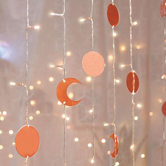 LED Cascading Curtain Lights Celetial