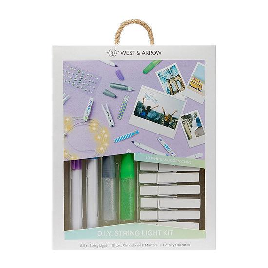 DIY Photo Clip String Lights Kit