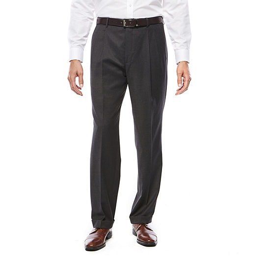 Stafford Classic Fit Suit Pants