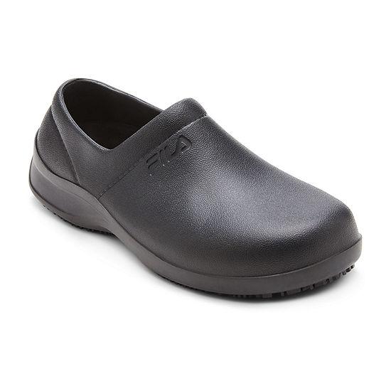 Fila Galvanize Slip-Resistant Mens Work Shoes Wide