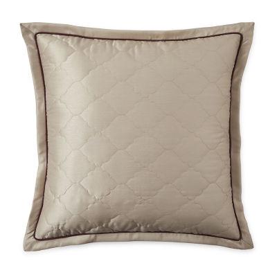 JCPenney Home Carson Medallion Euro Pillow