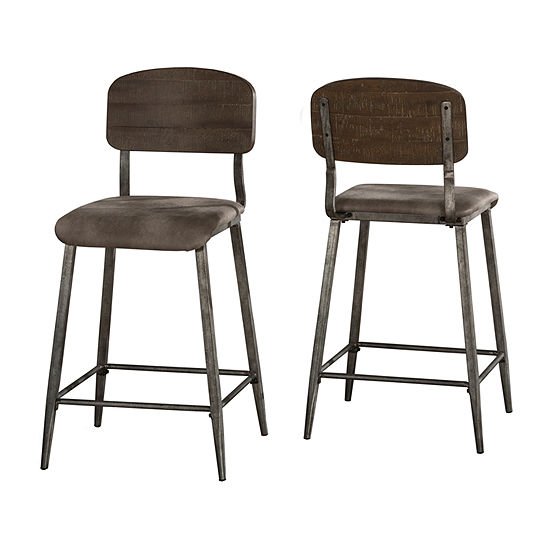 Hillsdale House 2-pc. Counter Height Bar Stool