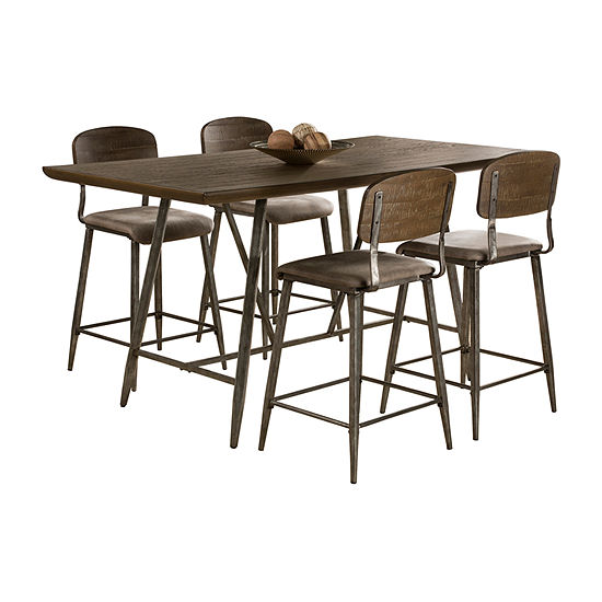 Hillsdale House 4-pc. Counter Height Rectangular Dining Set