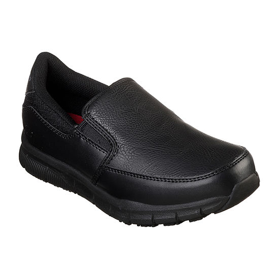 Skechers Womens Nampa Annod Work Shoes