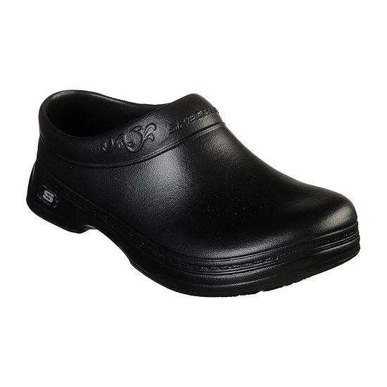 Skechers Womens Oswald Clara Work Shoes