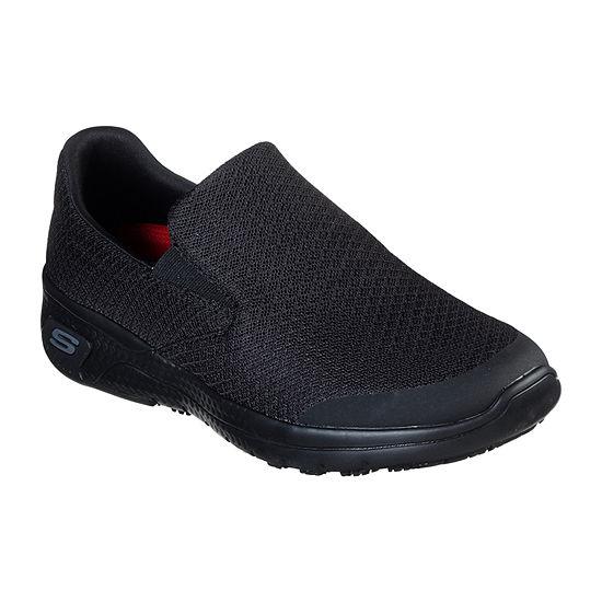 Skechers Womens Marsing Work Shoes