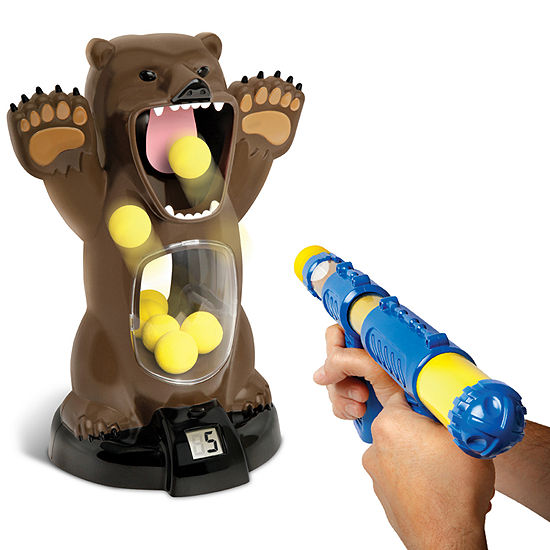 The Black Series Bear Shooting Indoor Table Game