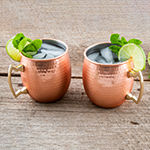 Cambridge 2-pc. Moscow Mule Mug