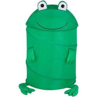 Honey-Can-Do® Frog Large Pop-Up Hamper