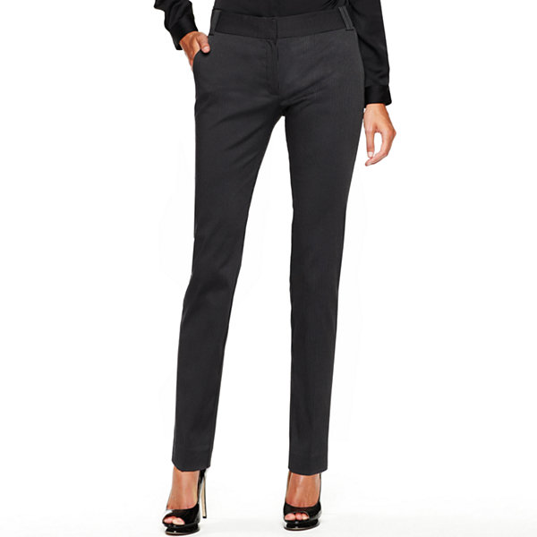 MNG By Mango® Slim-Fit Leg-Stripe Pants