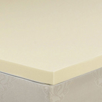 "Snuggle Home™ 3"" Memory Foam Mattress Topper"
