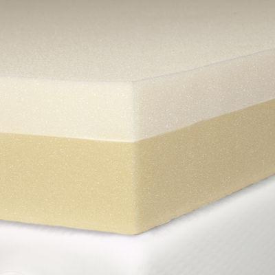 Snuggle Home 4 Memory Plus Support Foam Mattress Topper
