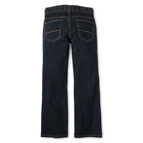 2f0504822f Arizona Bootcut Jeans Boys 8 20 Slim and Husky JCPenney
