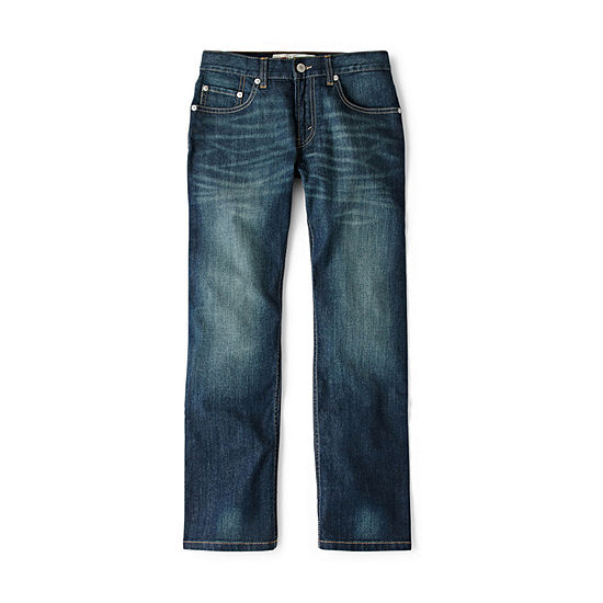 Levi's Big Boys Straight Regular Fit Jean