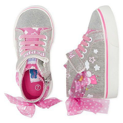 Peppa Pig Toddler Girls Sneakers Lace-up