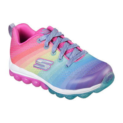 Skechers Skech-Air Girls Walking Shoes Pull-on - Little Kids/Big Kids