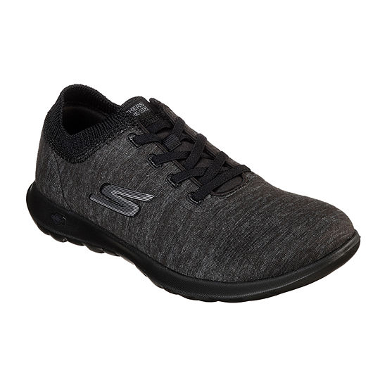 Skechers Go Walk Lite Floret Womens Walking Shoes
