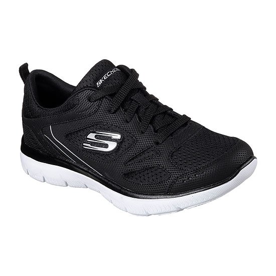 Skechers Summits Womens Lace-up Walking Shoes