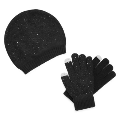 Mixit Stud Beanie And Glove 2-pc. Cold Weather Set.