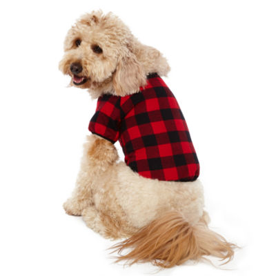 North Pole Trading Company Plaid Pajama -Pet