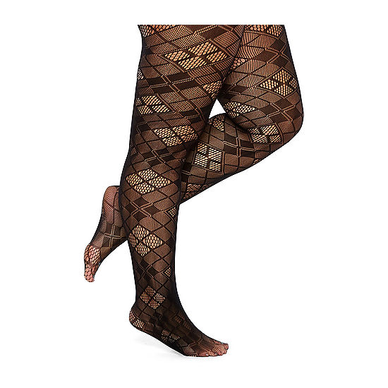 3527649f472 Mixit Tights Plus JCPenney