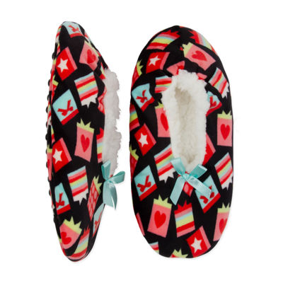 1 Pair Slipper Socks - Womens